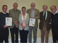Nantwich wins prestigious Gold award at North West in Bloom
