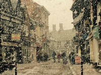 Amber warning as 20cm of snow set to hit South Cheshire