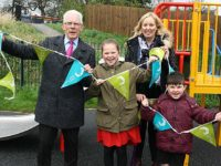 Refurbished Nantwich playground unveiled after £58,000 project