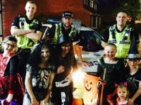 Nantwich Police enter into Halloween spirit as anti-social incidents fall