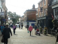 Councillor calls for vehicle restrictions amid Nantwich town square damage