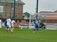 Nantwich Town fall to first league defeat away at Whitby Town