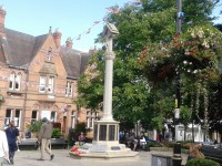 Nantwich War Memorial becomes Grade II listed monument