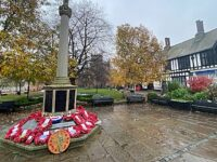 IN PICTURES: Remembrance Sunday across Nantwich and Crewe