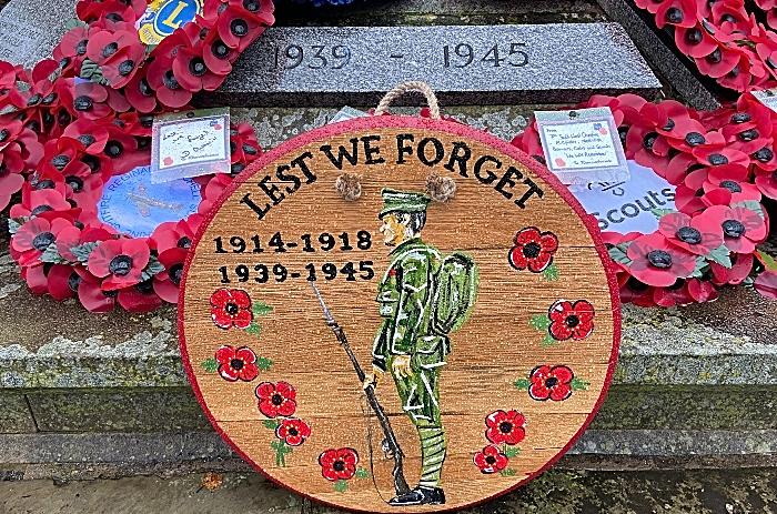 Nantwich - war memorial on Nantwich town square (2) (1)