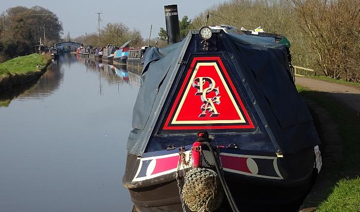 Narrowboats on Shropshire Union Canal near Nantwich (2) (1)