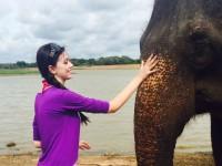 Cheshire's Miss England Natasha Hemmings heads to Sri Lanka