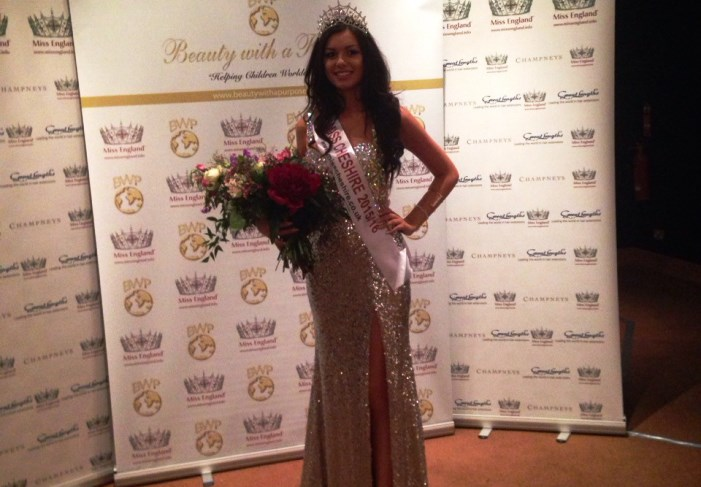 Natasha Hemmings, Miss Cheshire