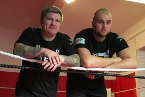 Nantwich boxer Nathan Gorman powers up for latest bout