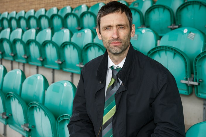 Neil Sorvel - Nantwich Town FC Appoints a new managerial team