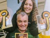 Nemi Dairy in Audlem celebrates gold awards at International Cheese Show
