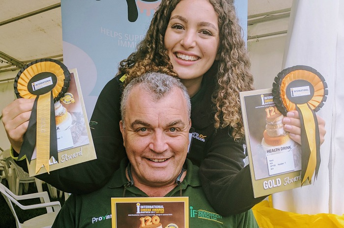 Nemi staff celebrate cheese show awards