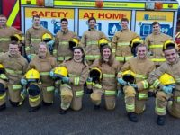Tarporley woman among firefighter apprentices mission to Nepal