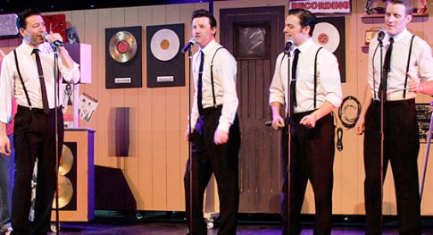 "Review: ""New Jersey Nights"" at Lyceum Theatre in Crewe"