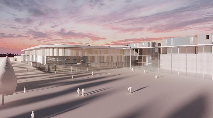 New Leighton Hospital Atrium (1)
