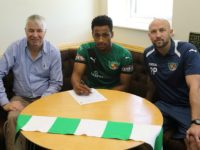 Nantwich Town agree signing of Ibou Touray