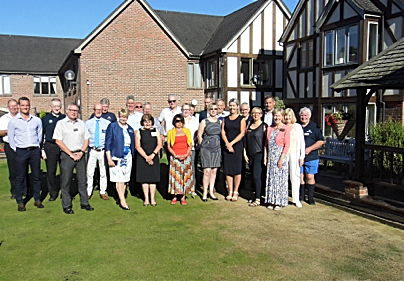 New South Cheshire Rotary Club at Richmond Village