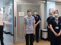 New Leighton Hospital unit opens to boost patient experience