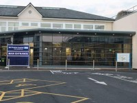 Leighton Hospital unveils new entrance for patients and visitors