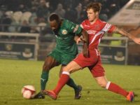Nantwich Town slump to 3-1 defeat away at Coalville
