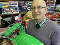 Toys are back in town for Nantwich collectables auction