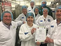 Reaseheath College Food Centre earns world-first certification from BRC