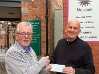 Civic Society funding helps Nantwich Museum install new kitchen