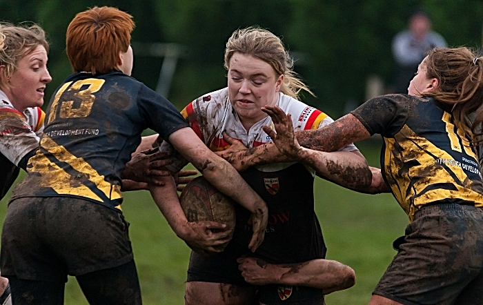 Nicole Belle against Didsbury RUFC