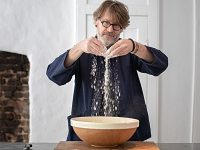 """TV celebrity chef Nigel Slater in Crewe for final """"Toast"""" performance"""
