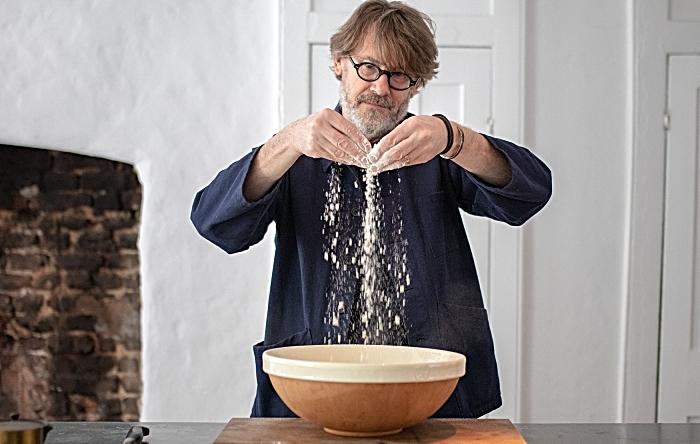 TV chef Nigel Slater credit Piers Foley for Target Live (5) (1)