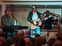 Nantwich musician Nigel Stonier showcases new album
