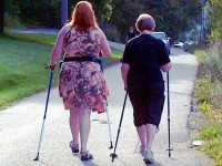 Age UK Cheshire to stage Nordic Walking in Nantwich