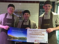 Cheerbrook farm shop in Nantwich scoops golds in food competition