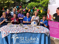 St Luke's Hospice Cheshire celebrates 30th birthday