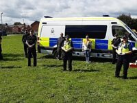 Police net knives and drugs in month-long operation across Crewe