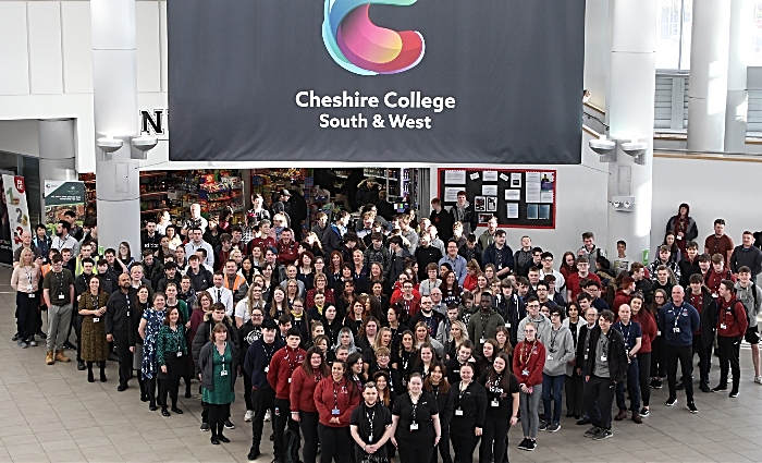 Ofsted Cheshire College - South and west