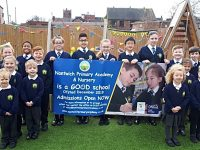 Nantwich Primary Academy celebrates turnaround amid Ofsted Good rating
