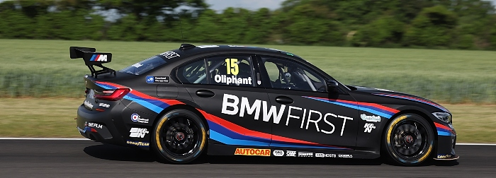 Oliphant BMW Snetterton