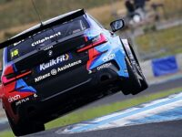 Tarporley racer Oliphant scores trio of points finishes at Knockhill