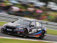 Tarporley racer Tom Oliphant suffers on return to Oulton Park