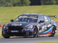 Tarporley racing driver Oliphant misses out on podium at Snetterton