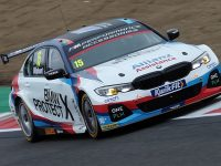 Tarporley racer Tom Oliphant secures best BTCC finish in season opener