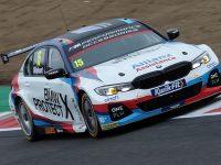 Tarporley racer Tom Oliphant secures best BTCC finish in season opener