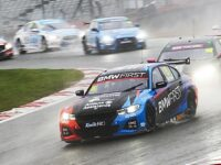 Tarporley racing driver Tom Oliphant helps team win BTCC title