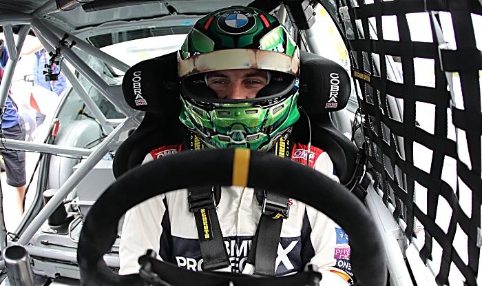 Oliphant ready to race at Thruxton