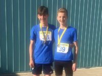 Crewe & Nantwich athletes excel in national sportshall finals