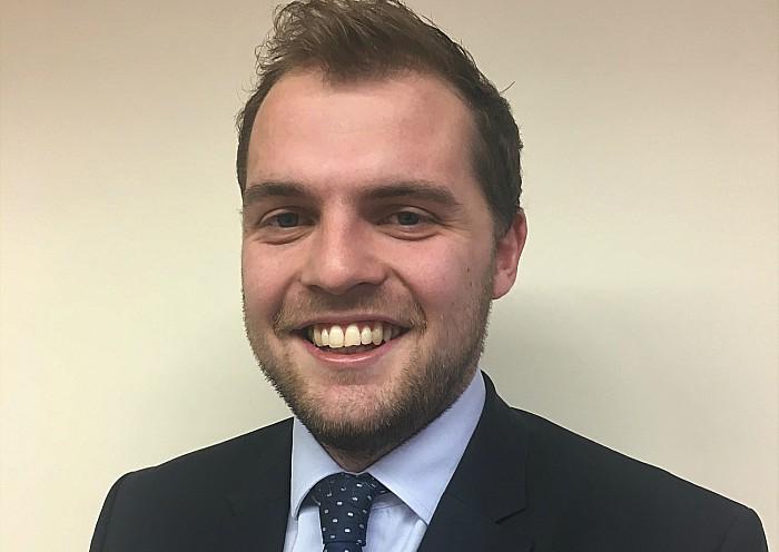 Oliver Lewis, farming solicitor