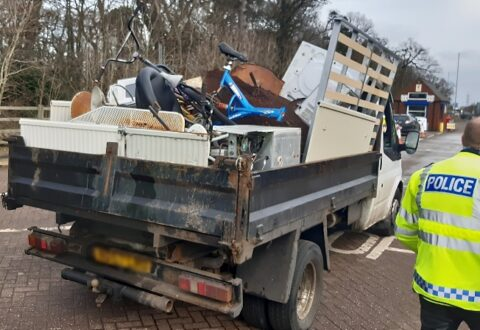 More than 20 people investigated over waste crime in Cheshire
