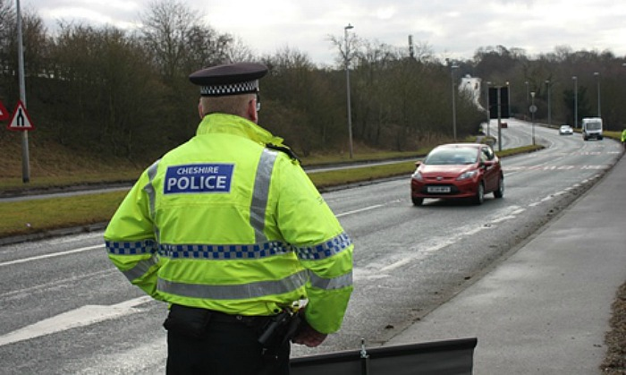 mobile phones - Cheshire Police Operation Crossbow PC