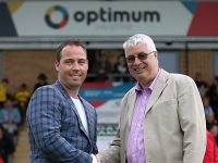 Nantwich Town to host Newcastle and agree new sponsor deal with Optimum Pay